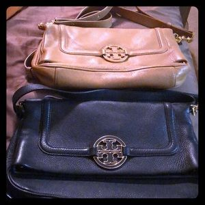 Tory Burch crossbody bags!! Great for fall!!